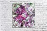 The quiet purple clouds  Acrylic Print