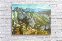 L Estaque by Cezanne  Acrylic Print