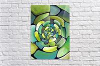 Artdeco Centered Pattern   Acrylic Print