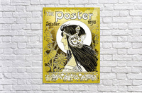 The Poster of 1898  Acrylic Print
