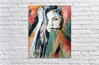 Evangelina  Acrylic Print