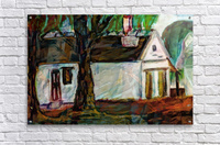 The Neighbors  Acrylic Print