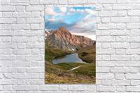 Sunrise on the Mountain  Acrylic Print
