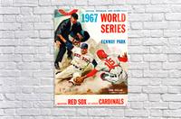 vintage advertisement heinz ketchup   Acrylic Print