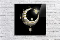 Marcelluna Balloone  Acrylic Print