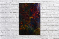 Memories of Lilies  Acrylic Print