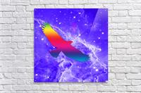 Eagle Star  Acrylic Print