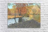 Two Rivers - Newtown Series 18X24  Acrylic Print