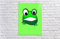 cute little frog  Acrylic Print