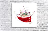 Crocciere Gondollino  Acrylic Print