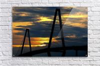 Ravanel Sunset  Acrylic Print