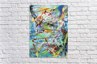 Colour Carnival I  Acrylic Print
