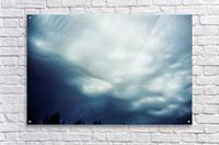 Psychedelic sky  Acrylic Print