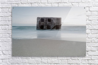 Fort in the sea  Acrylic Print