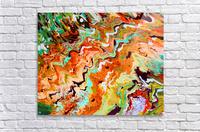 Rust Canyon  Acrylic Print