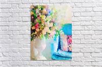 Blue chair  Acrylic Print