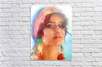 Esmeralda  Acrylic Print