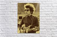Bob Dylan  American singer Collection 3   Acrylic Print