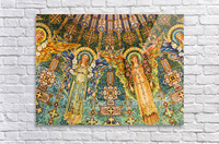 mosaic angels  Acrylic Print