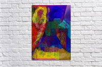 The Climber V2  Acrylic Print