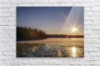 lac Sebastien  Acrylic Print