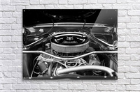 351 Mustang  Acrylic Print