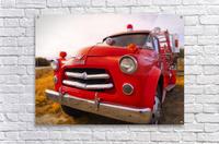 Pompier  Acrylic Print