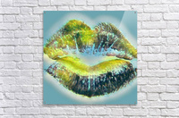 Every Kiss From you Makes My Heart Explode with Love  Acrylic Print
