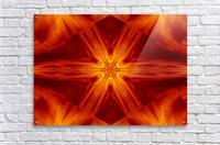 Fire Flowers 2  Acrylic Print