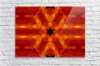 Fire Flowers 62  Acrylic Print