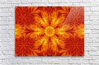 Fire Flowers 69  Acrylic Print