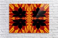Fire Flowers 89  Acrylic Print