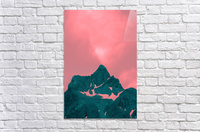 Firn  Acrylic Print