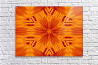 Fire Flowers 121  Acrylic Print