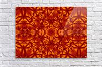Fire Flowers 207  Acrylic Print