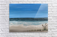 Ocean side  Acrylic Print
