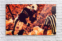 1982 Bo Jackson Tennessee Dive  Acrylic Print