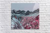 Color change  Acrylic Print