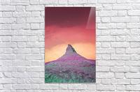 Ghost City  Acrylic Print