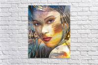 GOLDEN SUNRISE  Acrylic Print