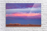 Light Banding  Acrylic Print