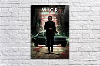 John Wick  Acrylic Print