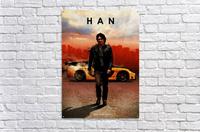Han Lue  Acrylic Print