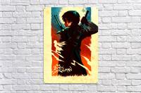 Kirito SWORD ART ONLINE  Acrylic Print