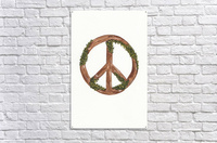 Peace Sign  Acrylic Print