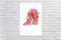 Flower heel  Acrylic Print