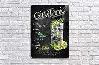Gin and Tonic  Acrylic Print