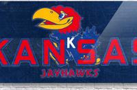 1950s Kansas Jayhawk Art  Acrylic Print