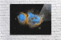 Soul Nebula  Acrylic Print