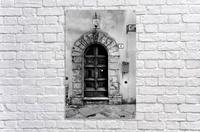 MONTEPULCIANO  Acrylic Print